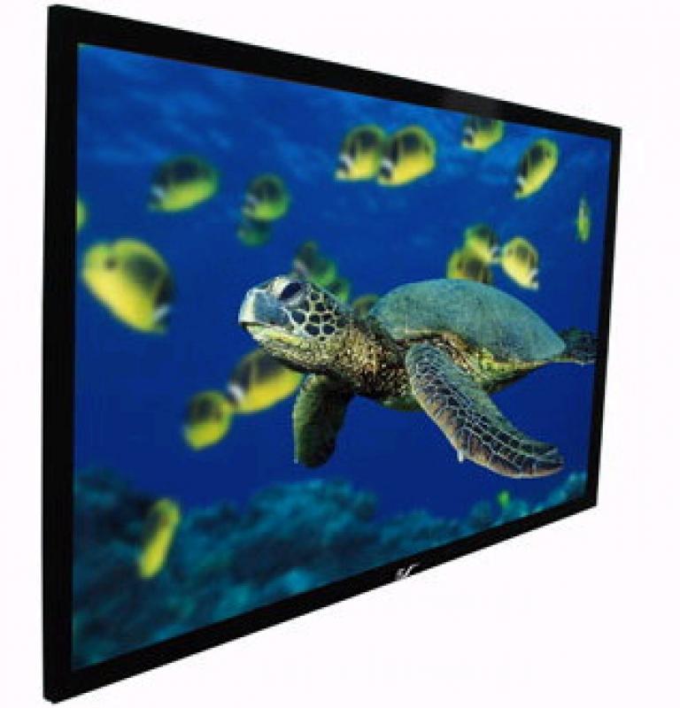 Elite Screens PVR100WH1, проекционный экран