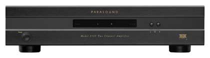 Parasound 2125 v2 Black, усилитель мощности