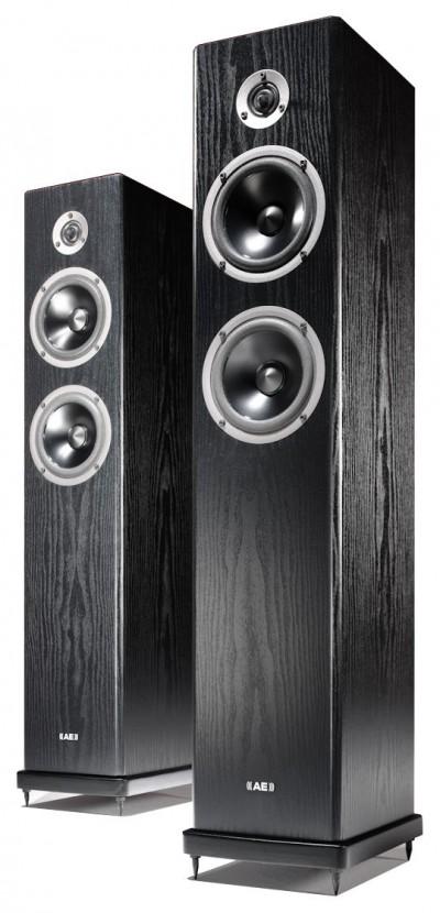 Acoustic Energy Neo Three V2 Black, напольная акустика