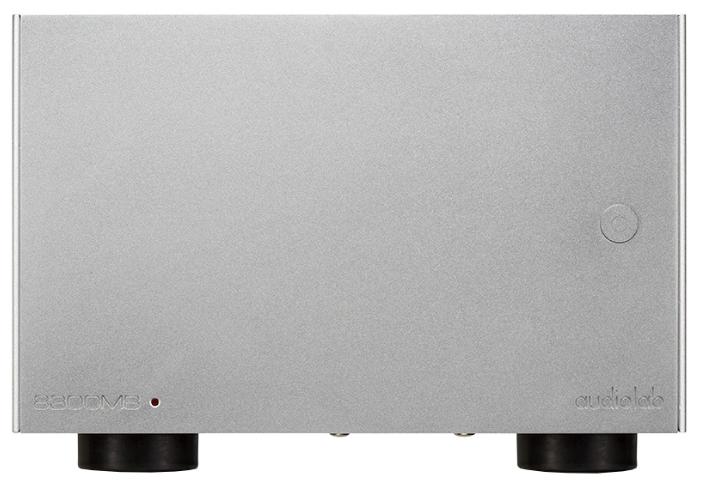 Audiolab 8300 MB Silver, усилитель мощности моно