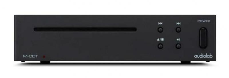 Audiolab M-CDT black, CD-проигрыватель