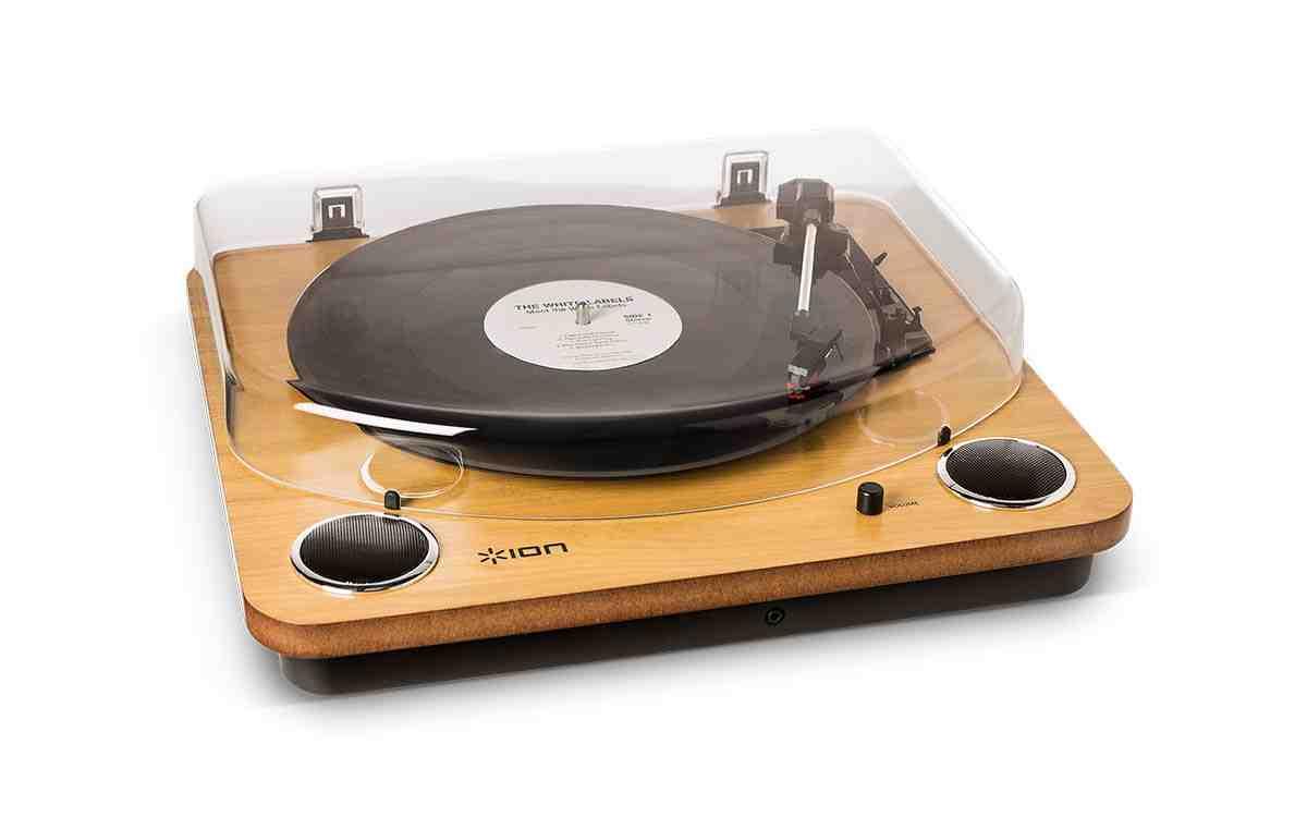 Ion Audio MAX LP, проигрыватель винила