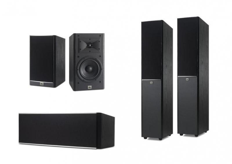JBL ARENA180 Set Black комплект акустики 5.0