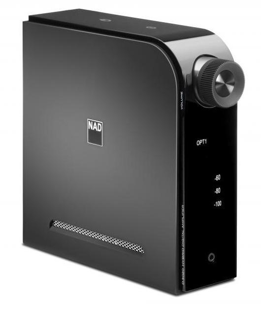 NAD D3020, цифровой усилитель с ЦАП