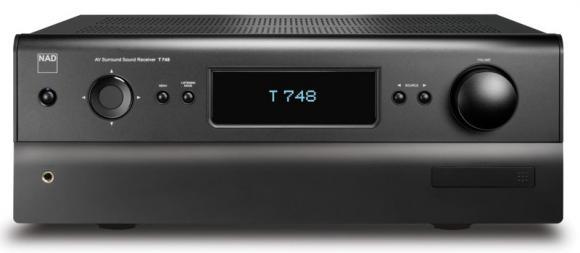 NAD T748 V2, AV-ресивер 7.1