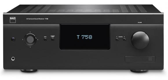 NAD T758 V2, AV-ресивер 7.1