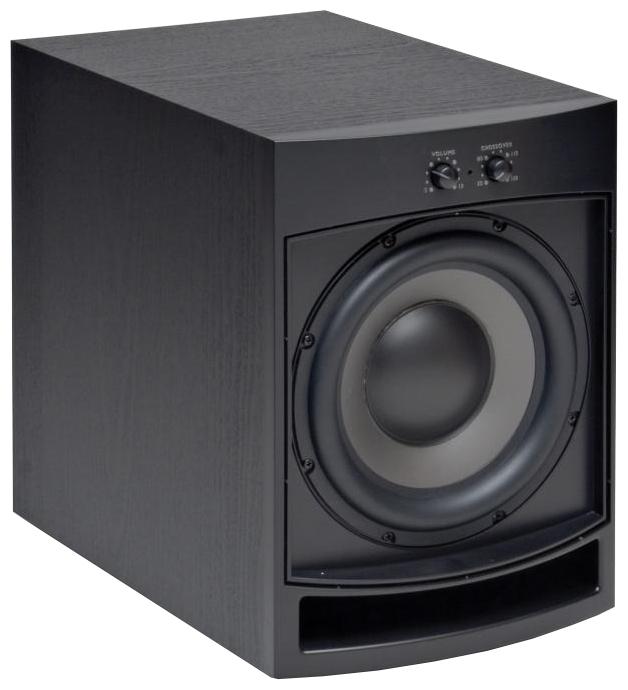 PSB SubSeries 125 black, сабвуфер активный