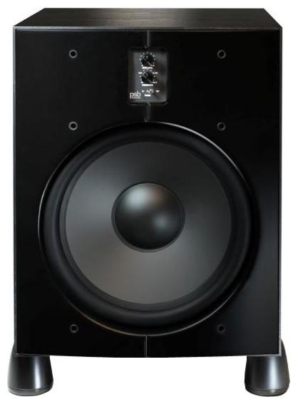 PSB SubSeries 200 Black, сабвуфер активный