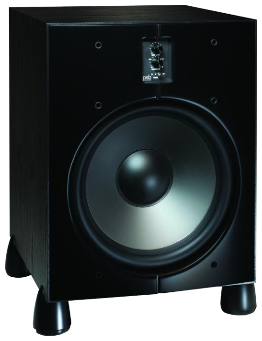 PSB SubSeries 300 Black, сабвуфер активный