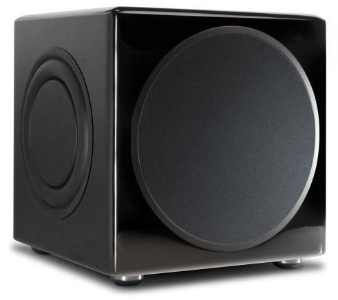 PSB SubSeries 450 Gloss Black, сабвуфер активный
