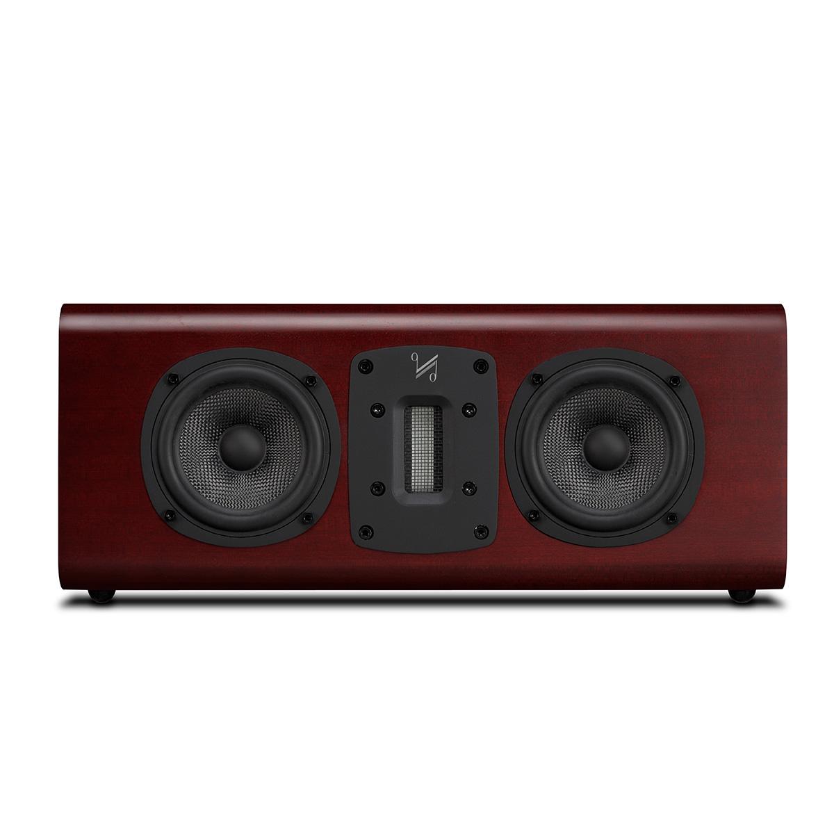 Quad S-C Mahogany, центральный акустика