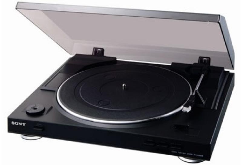 Sony PS-LX300USB, проигрыватель винила