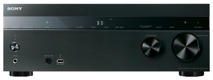 Sony STR-DH750 Black, AV-ресивер