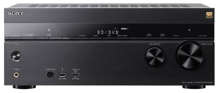 Sony STR-DN1060 Black, AV-ресивер