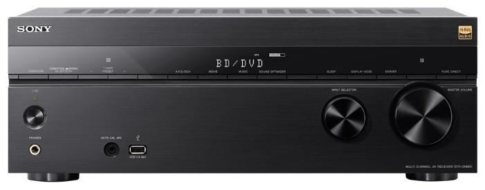 Sony STR-DN860 Black, AV-ресивер