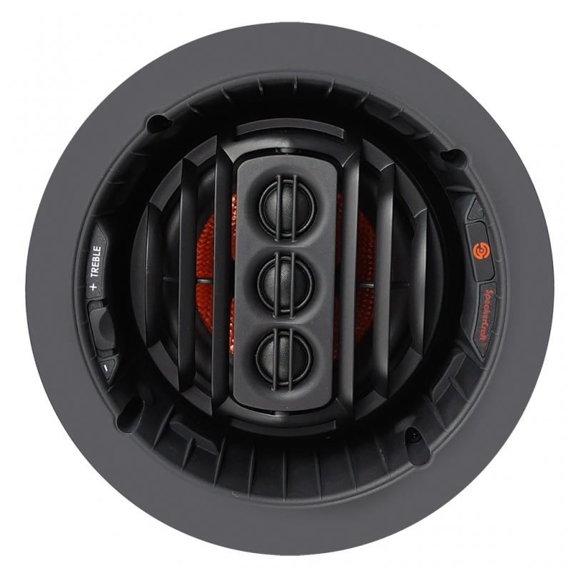 SpeakerCraft AIM 252, встраиваемая акустика