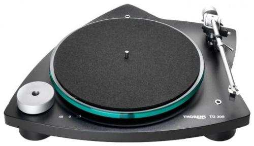 Thorens TD 309 Black проигрыватель винила