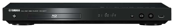 Yamaha BD-S477 Black Blu-ray проигрыватель