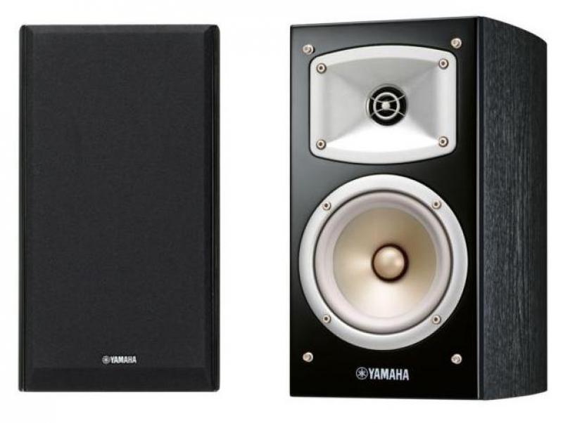 Yamaha NS-B330 Black полочная акустика
