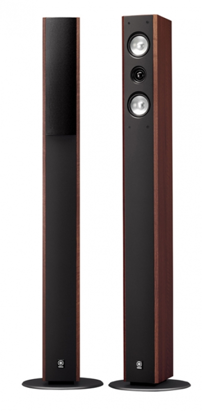 Yamaha NS-F310 Brown напольная акустика